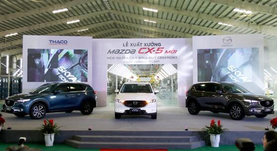 Xuất xưởng Mazda CX-5 phiên bản mới ảnh 1