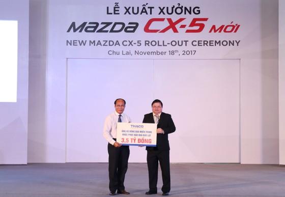 Xuất xưởng Mazda CX-5 phiên bản mới ảnh 4