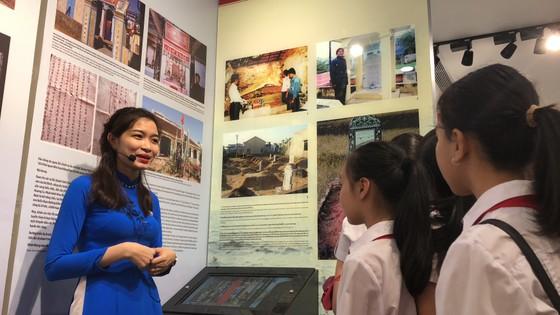 Nhà trưng bày Hoàng Sa - Công trình lịch sử đặc biệt  ảnh 4