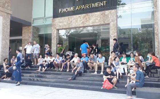 Đà Nẵng: Cháy chung cư F.Home, hàng trăm người dân chạy toán loạn  ảnh 2
