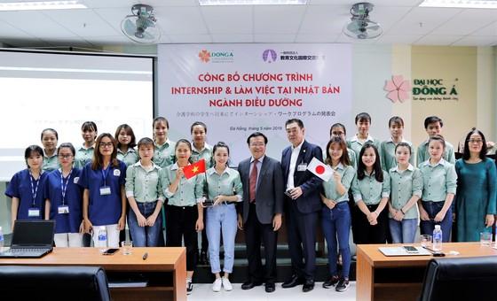 """Công bố chương trình """"Internship và làm việc tại Nhật Bản"""" cho sinh viên  ảnh 1"""
