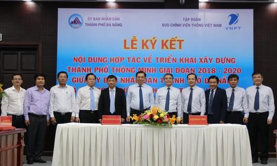 TP Đà Nẵng hợp tác với VNPT xây dựng Thành phố thông minh ảnh 4