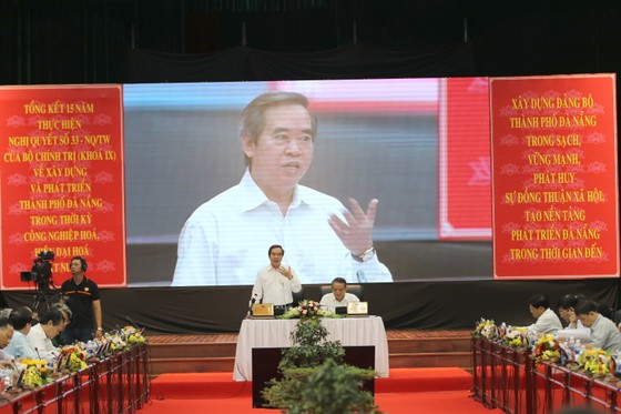 Đà Nẵng cần cơ chế, chính sách đặc thù để trở thành đô thị động lực miền Trung - Tây nguyên  ảnh 4