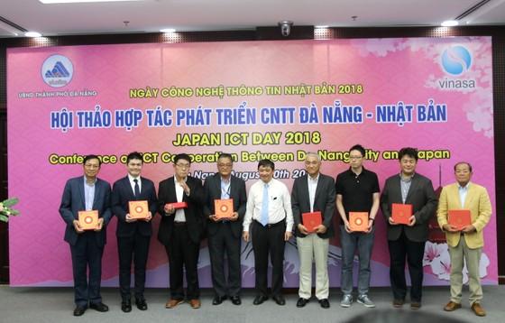 Đà Nẵng và Nhật Bản đẩy mạnh hợp tác phát triển CNTT  ảnh 2