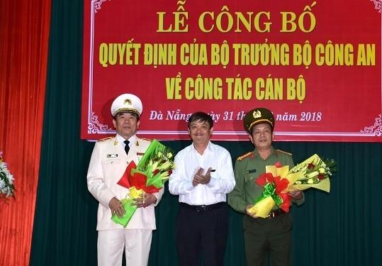 Công an TP Đà Nẵng có Giám đốc mới ảnh 1