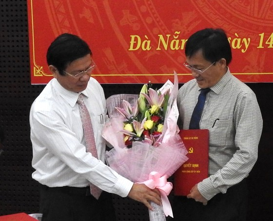 Đà Nẵng có Giám đốc Sở KH-ĐT mới ảnh 1