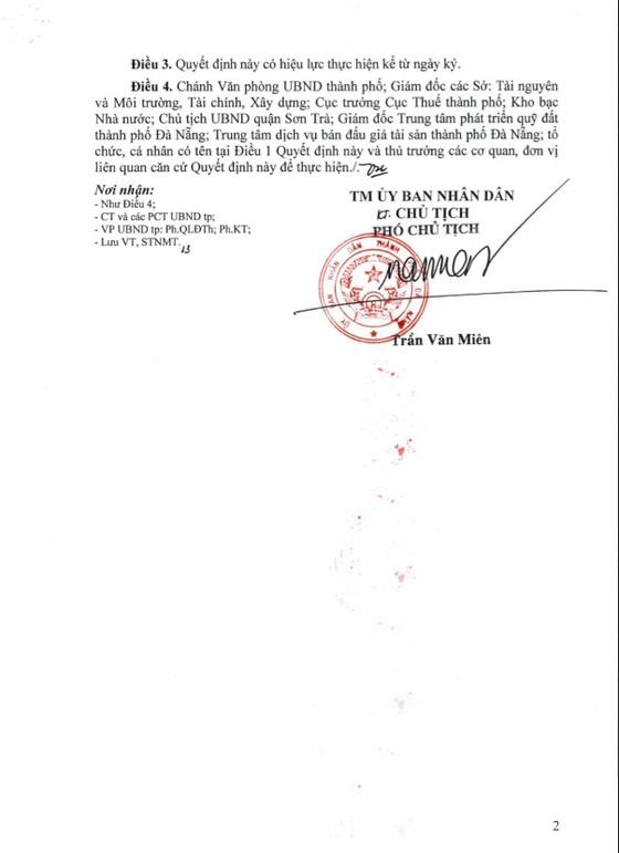 Đà Nẵng ra quyết định hủy kết quả đấu giá đối với VIPICO ảnh 2