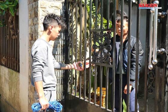 Lậm Đồng: Thực nghiệm hiện trường vụ cài mìn trước nhà dân ảnh 3