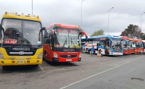 Lâm Đồng tăng giá vé xe tết tối đa 60% ảnh 1
