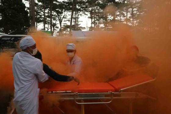 Ứng phó sự cố và bức xạ hạt nhân tại Đà Lạt ảnh 5