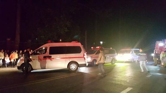 Cháy lớn ở Đà Lạt, 5 người tử vong ảnh 6