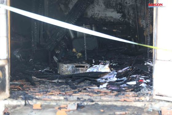 Cận cảnh hiện trương vụ cháy khiến 5 ở Đà Lạt người tử vong ảnh 3
