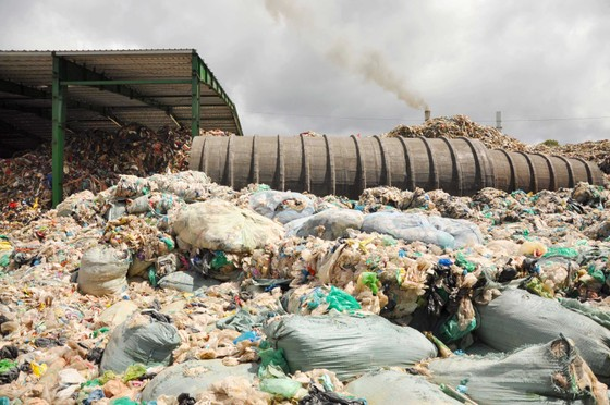 Nhà máy xử lý chất thải rắn Đà Lạt chôn trái phép hàng chục ngàn tấn rác ảnh 7