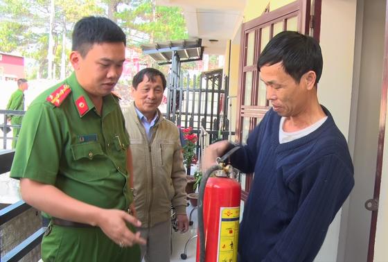 100% chung cư tại Đà Lạt mất an toàn phòng cháy chữa cháy ảnh 1