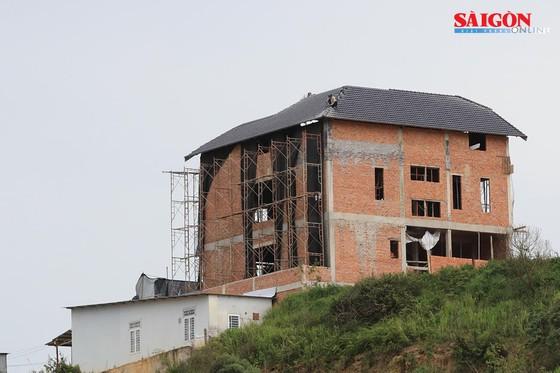 Đình chỉ xây dựng biệt thự không phép ở Đà Lạt ảnh 1
