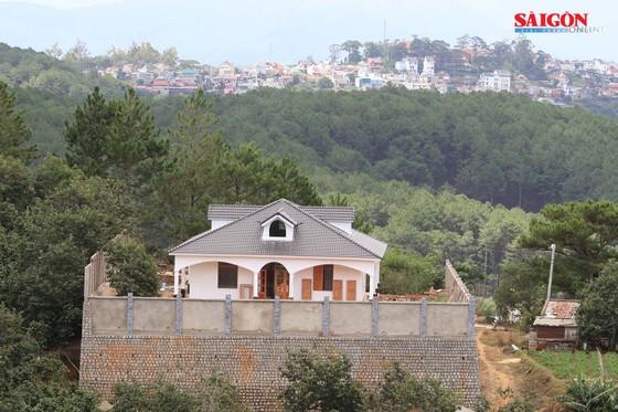 Làm rõ dấu hiệu lợi ích nhóm tại khu vực xây dựng biệt thự không phép ở Đà Lạt  ảnh 2