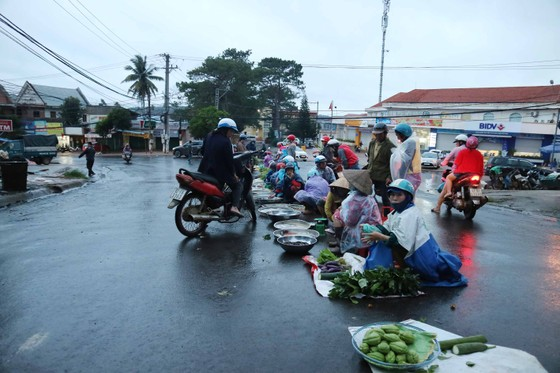 Chợ mọc giữa đường phố ảnh 2