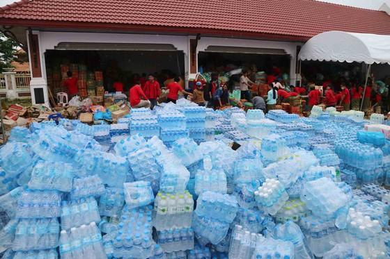 Sau 6 ngày, hiện trường nơi vỡ đập thủy điện ở Lào vẫn ngổn ngang ảnh 8