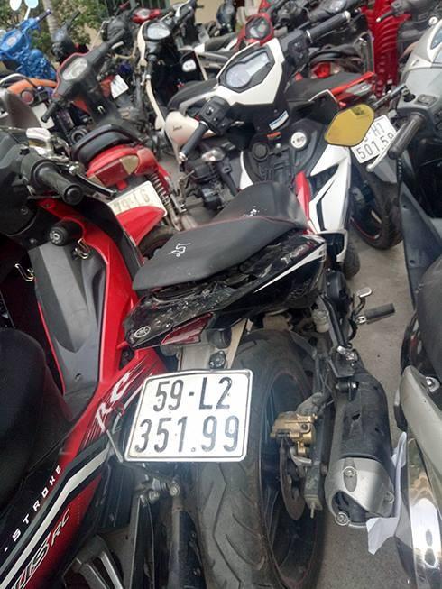 Bắt nhóm đối tượng chuyên trộm xe máy hạng sang ở Nha Trang ảnh 1
