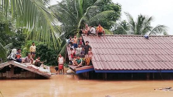 Ban chỉ đạo Trung ương họp khẩn về vụ vỡ đập thủy điện ở Lào ảnh 1