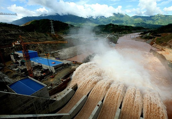 5 thủy điện trên sông Đà đủ sức chống lũ năm 2018? ảnh 5