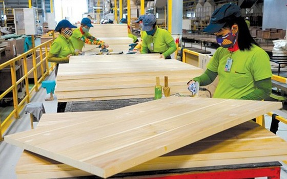 Đồ gỗ xuất siêu 3,52 tỷ USD ảnh 3