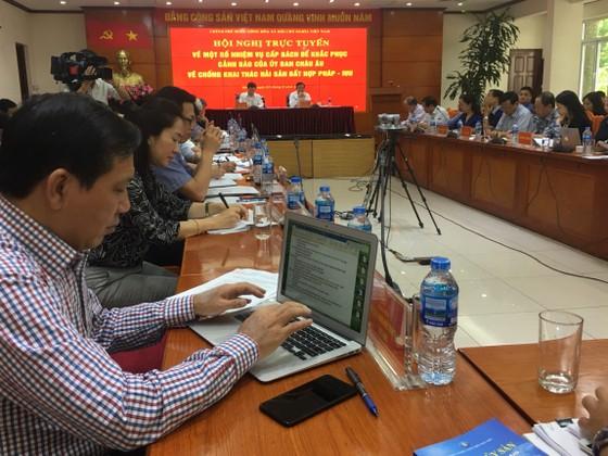 """Tháng 1-2019, EU mới xem xét rút """"thẻ vàng"""" cho thủy sản Việt Nam  ảnh 1"""