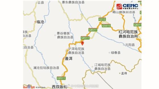 Người dân Hà Nội nhốn nháo vì dư chấn động đất  ảnh 8