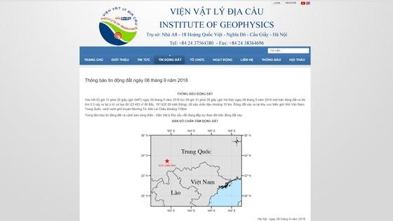 Người dân Hà Nội nhốn nháo vì dư chấn động đất  ảnh 5