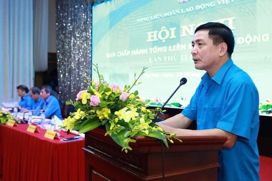 Khai mạc Đại hội Công đoàn Việt Nam với gần 1.000 đại biểu tham dự ảnh 1