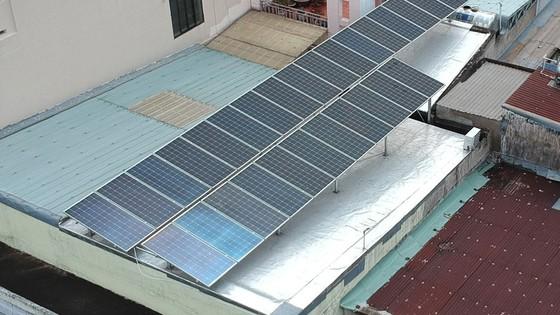 663 hệ thống điện mặt trời nối lưới điện quốc gia  ảnh 1