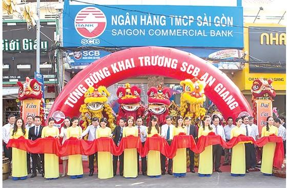 SCB khai trương trụ sở mới chi nhánh An Giang ảnh 1