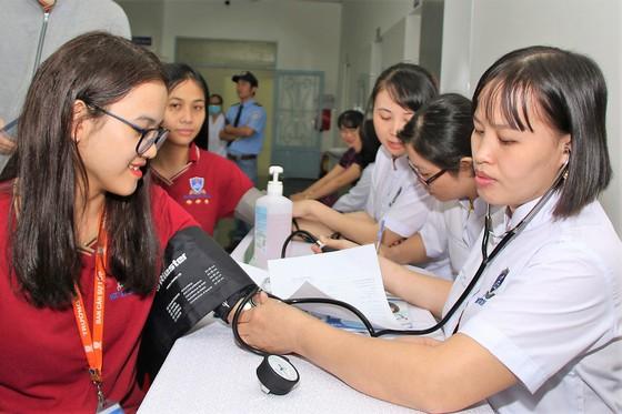 Trường đại học tư thục đầu tiên đầu tư hơn 20 tỷ đồng mở Phòng khám Đa khoa ảnh 2