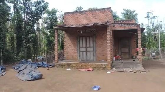 Vụ hai vợ chồng thương vong trong chòi rẫy ở Bình Thuận: Chồng chém vợ rồi tự sát ảnh 1