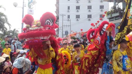 Tưng bừng Lễ hội Nghinh Ông ở Bình Thuận ảnh 3