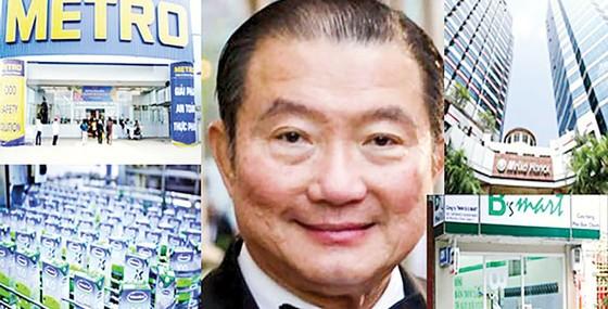 """Những tỷ phú tài năng Thái Lan: """"Bố già"""" M&A ảnh 1"""