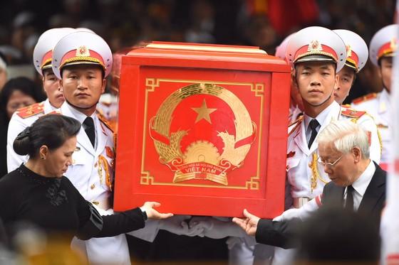 Lễ truy điệu, đưa tang Chủ tịch nước Trần Đại Quang ảnh 11