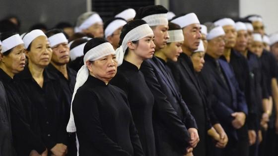 Lễ truy điệu, đưa tang Chủ tịch nước Trần Đại Quang ảnh 6
