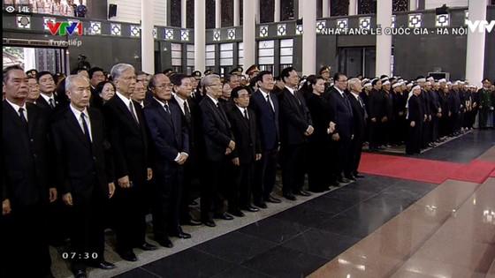 Lễ truy điệu, đưa tang Chủ tịch nước Trần Đại Quang ảnh 4