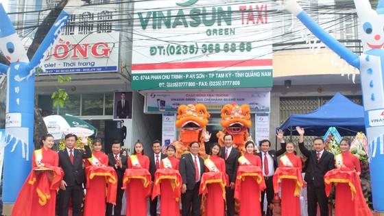 Khai trương 2 chi nhánh Taxi Vinasun tại tỉnh Phú Yên và Quảng Nam ảnh 1