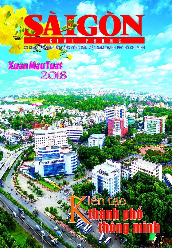Đón đọc Giai phẩm SGGP Xuân Mậu Tuất 2018 ảnh 1