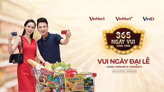 VINMART & VINMART+ Khuyến mại 1 tỷ đồng mừng đại lễ ảnh 1