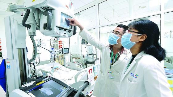 Bệnh viện Nhi đồng TPHCM: Một nét son của ngành y tế  ảnh 4
