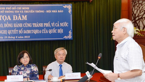 Bí thư Thành ủy TPHCM Nguyễn Thiện Nhân: Báo chí cần phát huy tốt nhất nguồn lực con người ảnh 2