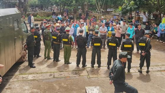 Phúc thẩm vụ 3 nhân viên bảo vệ rừng công ty Long Sơn bị bắn chết: Giữ nguyên án tử hình bị cáo Đặng Văn Hiến ảnh 1