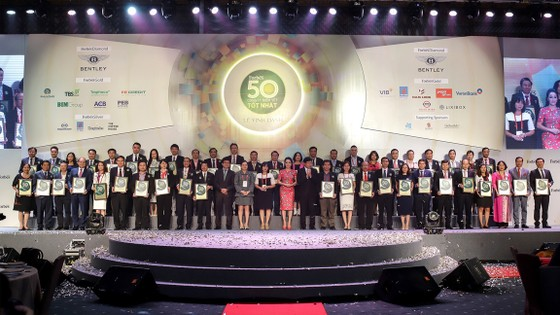 Vinamilk nằm trong tốp 50 công ty niêm yết tốt nhất Việt Nam ảnh 1