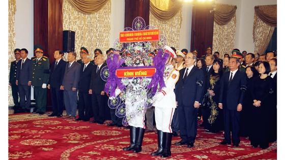 Tổ chức trọng thể Lễ viếng đồng chí nguyên Tổng Bí thư Đỗ Mười ảnh 18