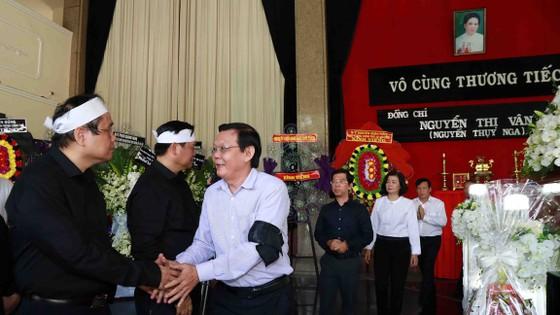 Thương tiếc nhà báo Nguyễn Thị Vân, phu nhân cố Tổng Bí thư Lê Duẩn ảnh 4