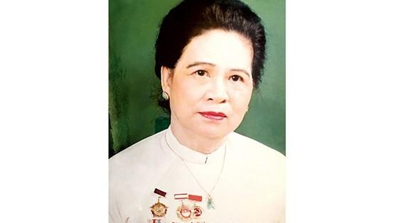 Thương tiếc nhà báo Nguyễn Thị Vân, phu nhân cố Tổng Bí thư Lê Duẩn ảnh 5