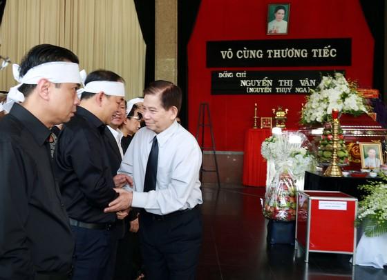 Thương tiếc nhà báo Nguyễn Thị Vân, phu nhân cố Tổng Bí thư Lê Duẩn ảnh 1